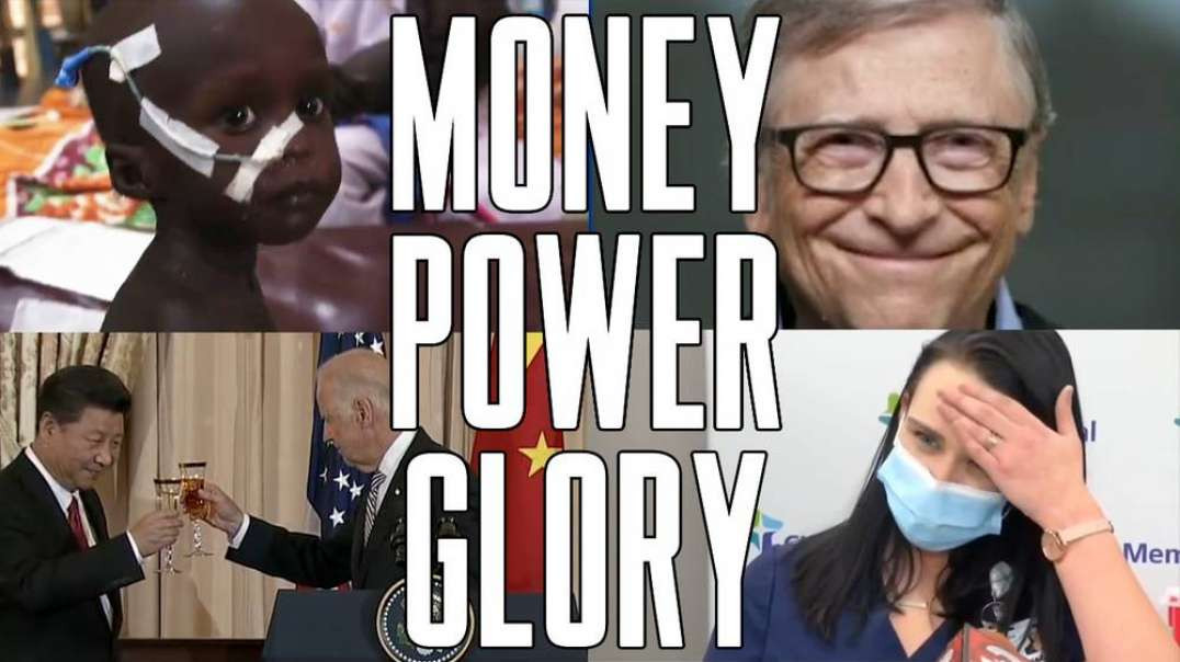 Globalist Purge Of Humanity is Happening: Money Power Glory (Lana Del Ray)