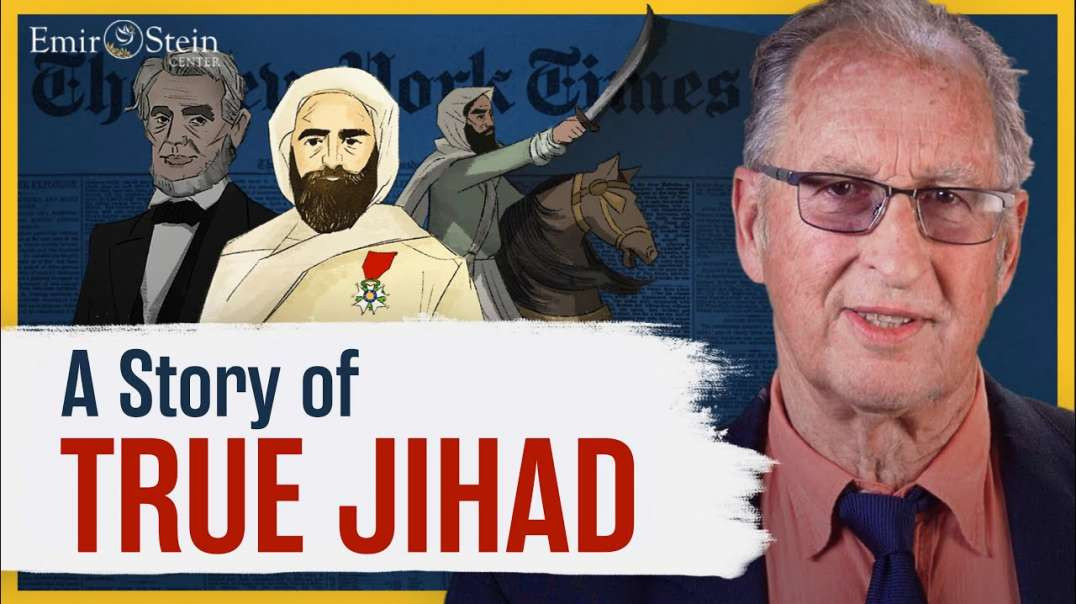 ⁣When Americans Honored an Icon of Jihad | John Kiser