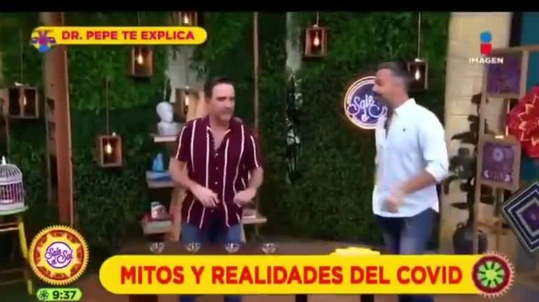 Mexican TV Show Tries to Debunk the Magnet Challenge
