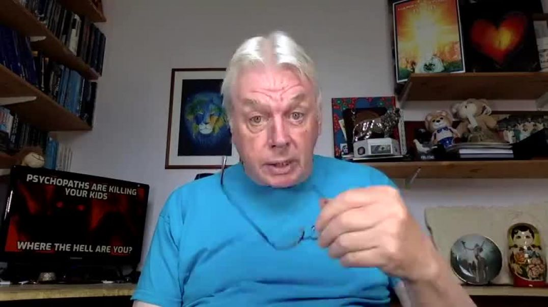 Psychopaths Are Killing Your Kids - David Icke.