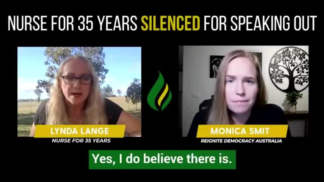 Nurse Of 35 Years Speaks Out About Vaccines