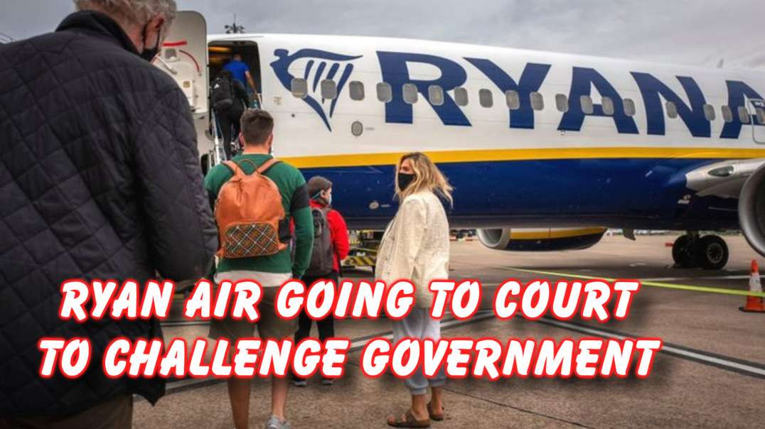 Ryanair going to court over traffic light system
