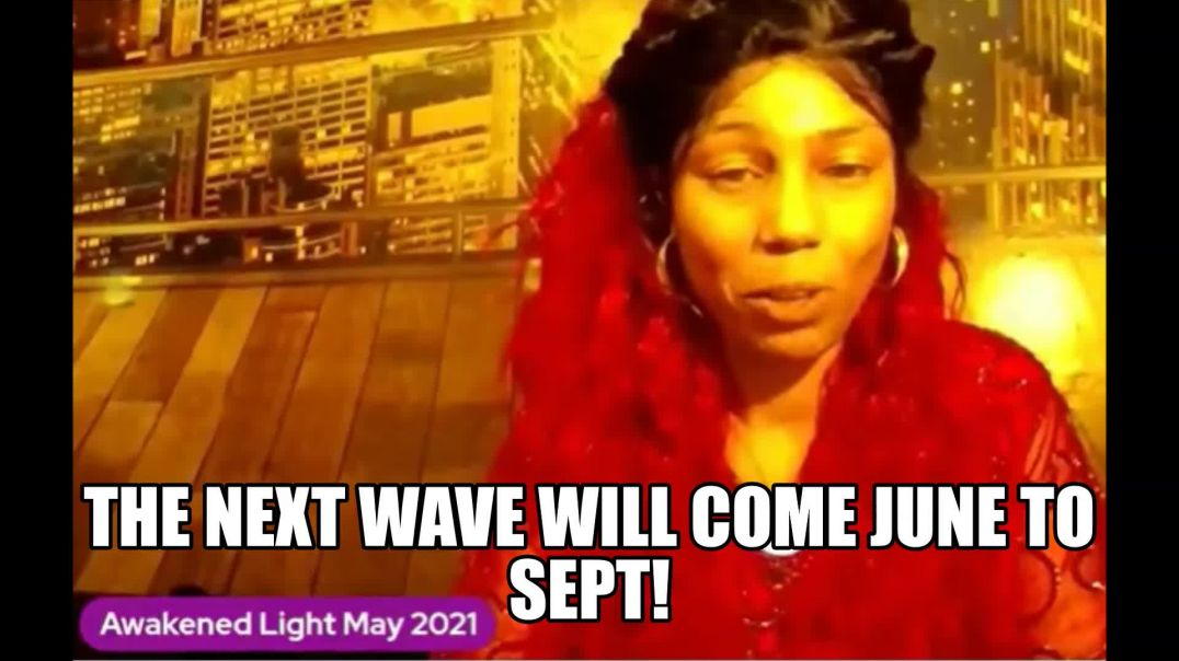The Next Wave Will Come June to September This is Why They Letting You OUT!!!