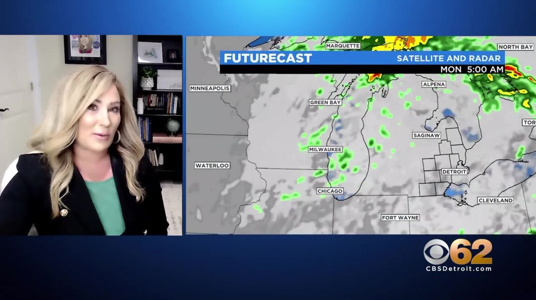 CBS Insider BLOWS WHISTLE On-Air During Weather Report