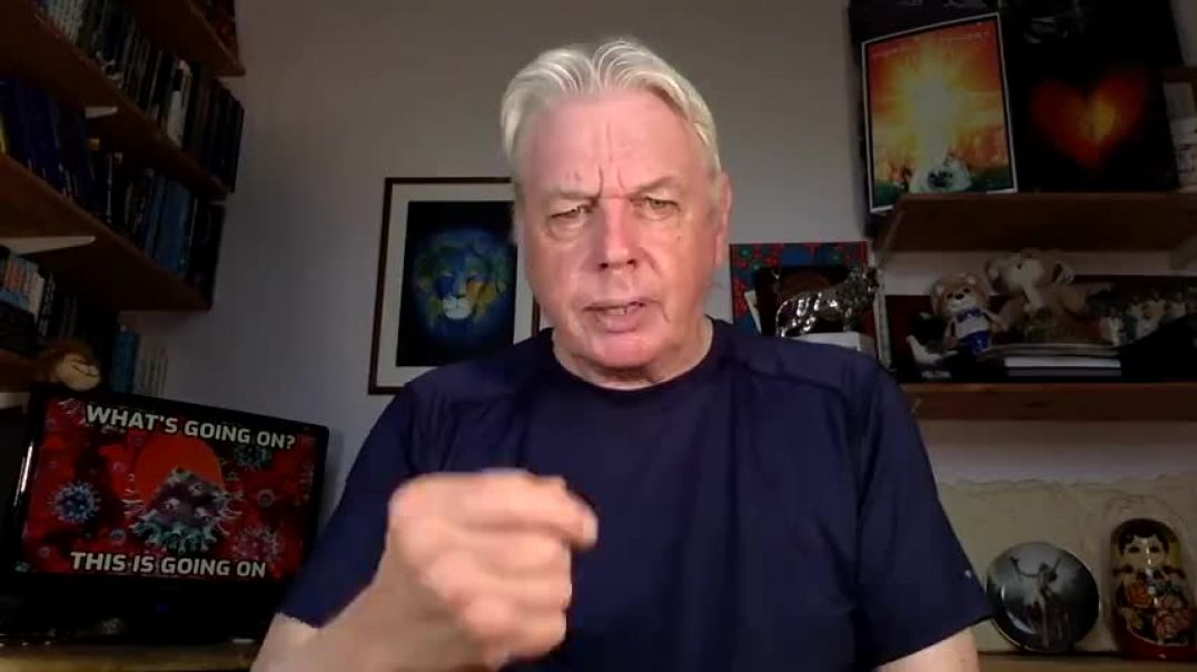 What`s Going On? This Is Going On - David Icke.