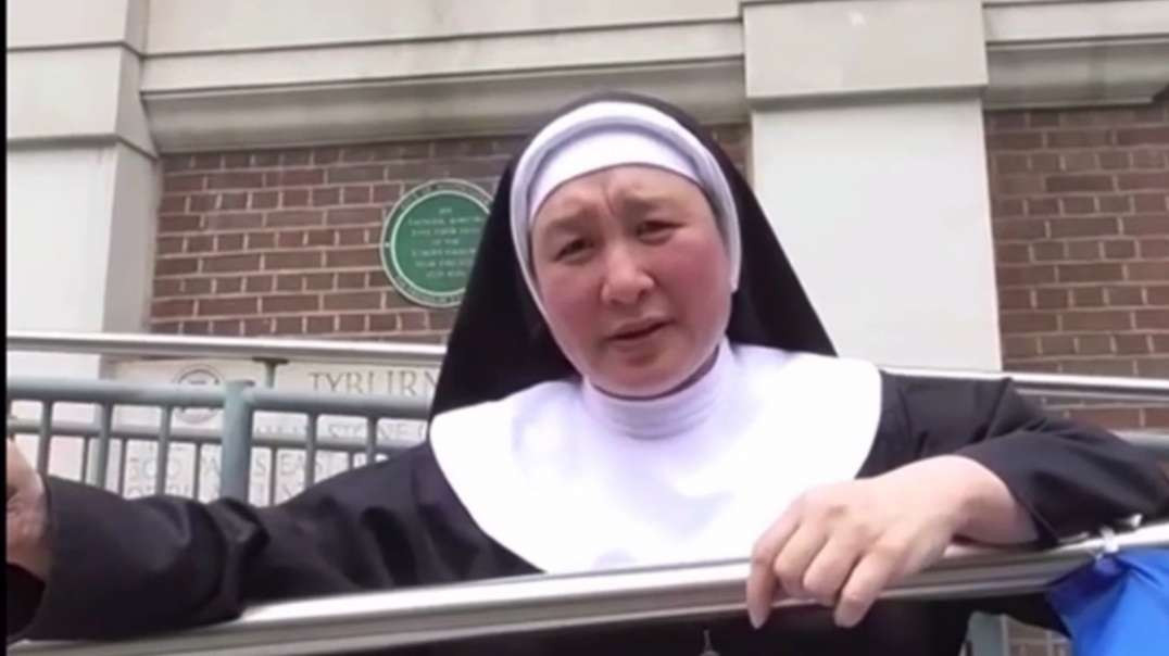 Nuns Pray For Vaccine Dead At Unite For Freedom Rally (26/06/21)