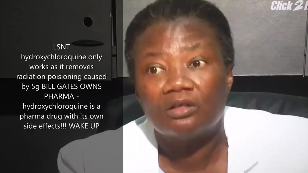 Tempers Flare! Nigerian Doctor Stella Immanuel Insists HYDROXYCHLOROQUINE Works!