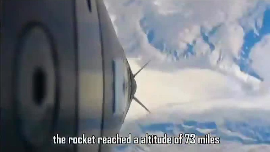 The firmament_ Rocket hits the Dome