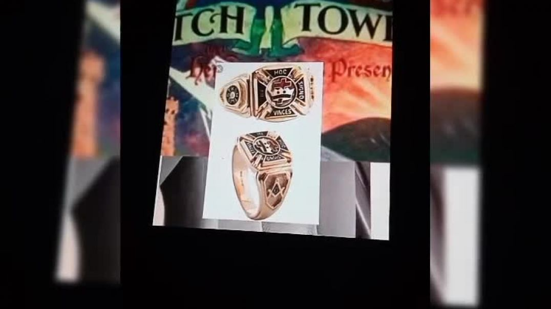 Why some Jehovah's Witnesses wear a Masonic ring_ (And why one of them tried to pull it out_)