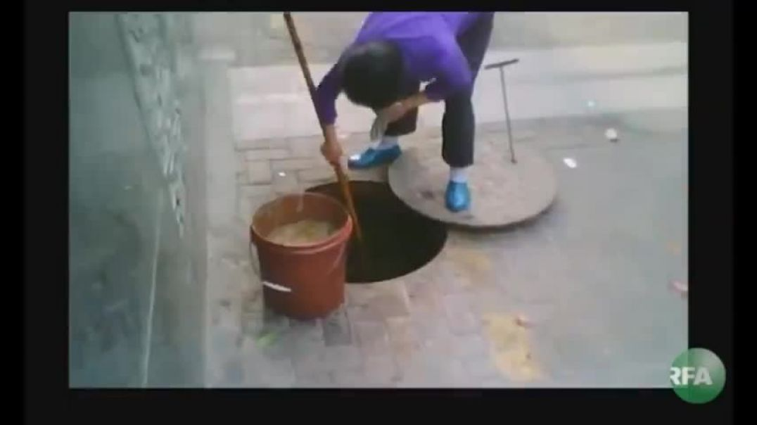Recycled cooking oil from the sewers in China  - SHOCKING EXPOSE
