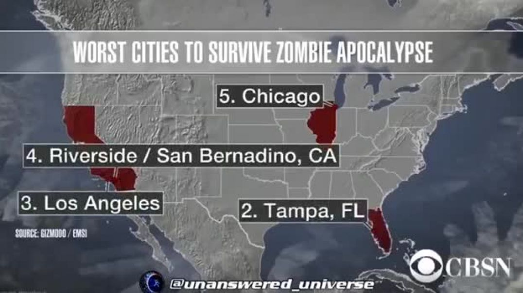 UFO'S Now Zombie Apocalypse? Are They Taking The P*SS Out Of Us?