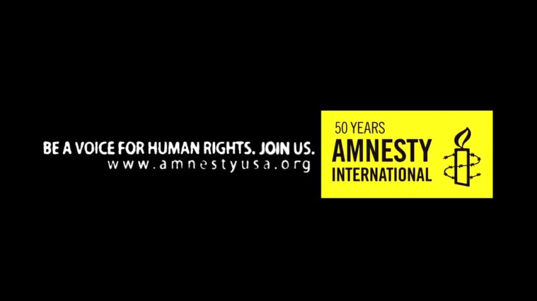 Standing Up for Freedom-Amnesty International (animated)
