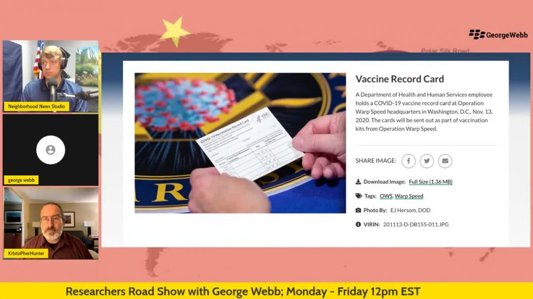 """Moving Through the Mountain State with George Webb & Kris """"The IP"""" Hunter"""