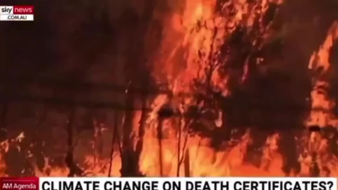 Death by CLIMATE CHANGE > yep the bullshit is getting worse