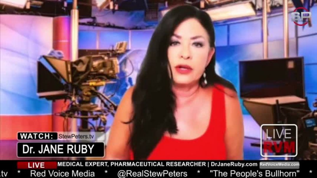 Dr. Jane Ruby | Leaked Airline Documents Reveal Details About 'Vaxxed' Pilots