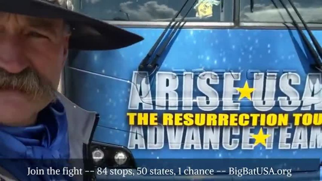 ARISE USA UPDATE! TRENT RELEASES ALL RALLY LOCATIONS THROUGH MEMORIAL DAY