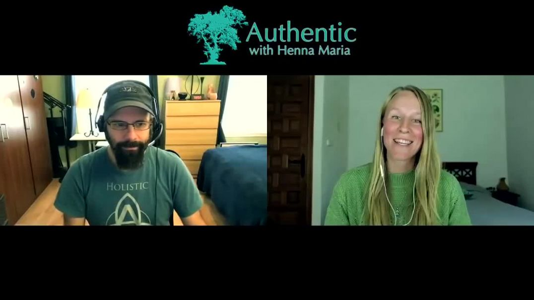 The Sacred Path of Truth | The Authentic Podcast with Henna Maria & Mark Passio