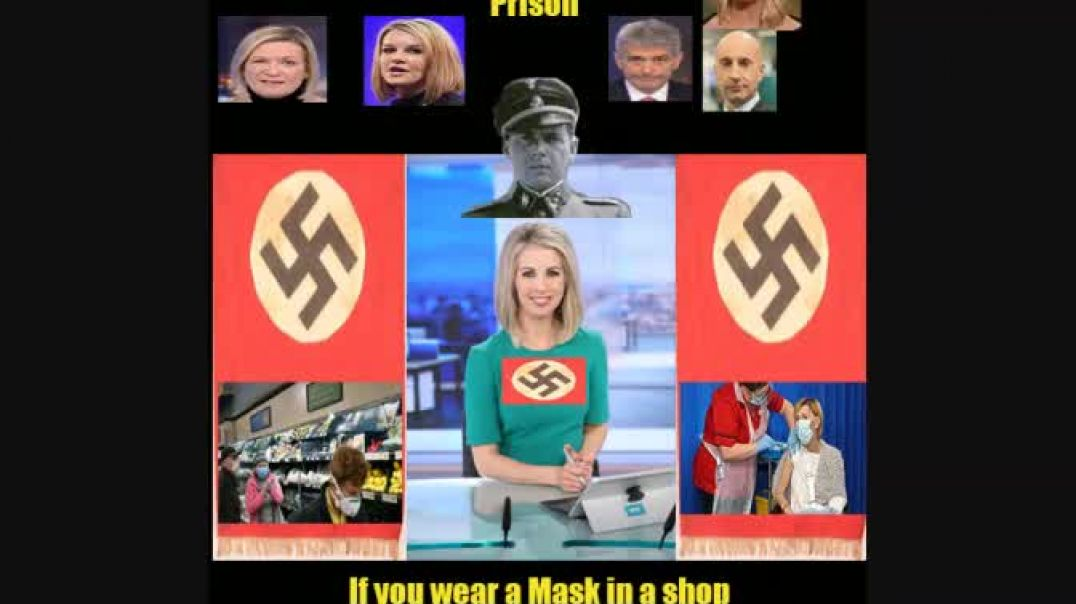CATRIONA PERRY OF RTE FOR PRISON IF YOU WEAR A MASK IN A SHOP YOU'VE BEEN BRAINWASHED BY HER AN