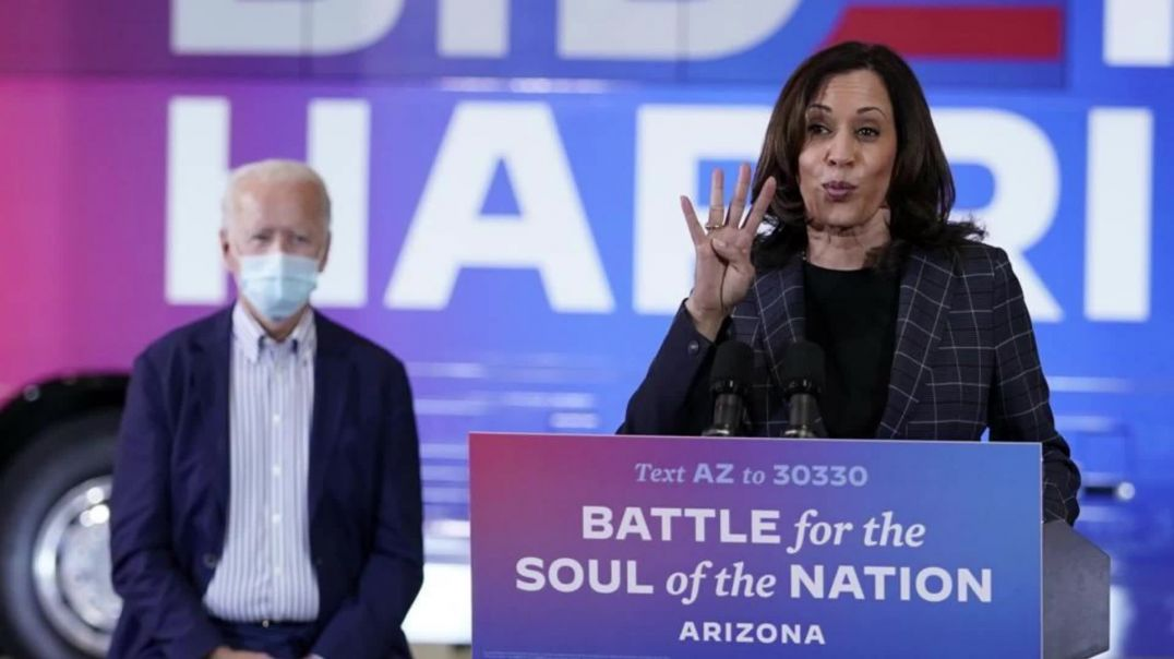 Kamala Harris as President? You've made your bed, now Lay, Lady Lay in it.