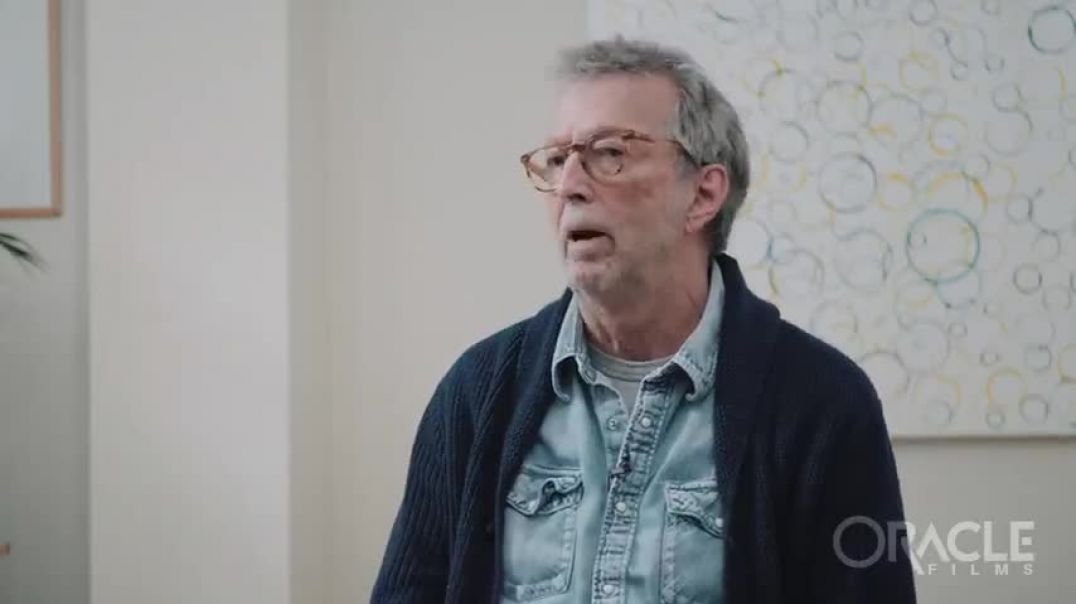Eric Clapton Interview: On Vaccines, His Adverse Reaction To It and Government Coercion of Unvaxxed
