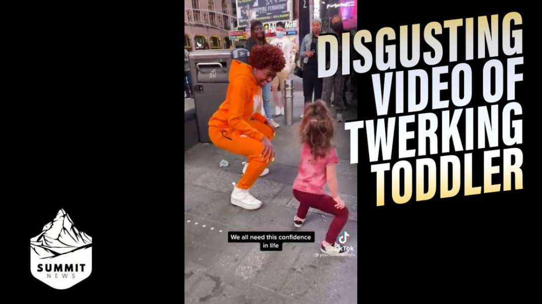 Disgusting Clips Shows Toddler Twerking In Streets of New York