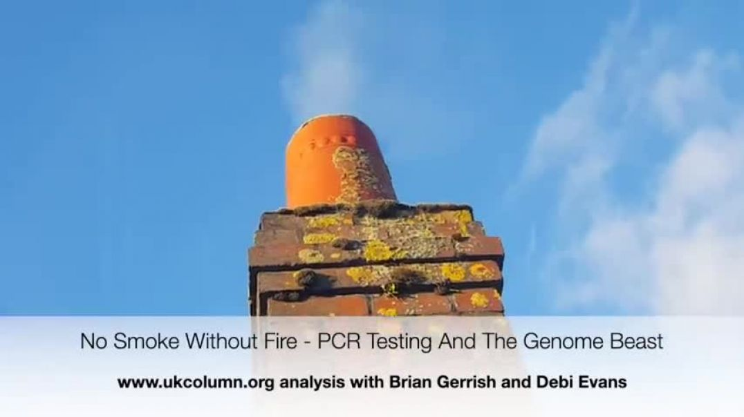 PCR Testing and the Genome Beast - Brian Gerrish with Debi Evans