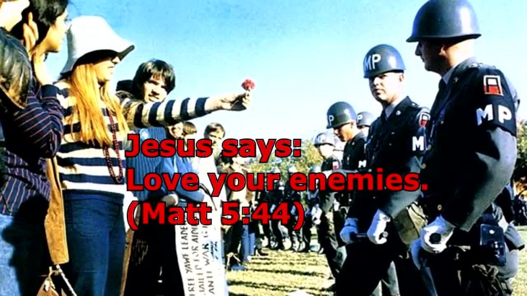 21 Differences Between Jesus' Teachings and the Church