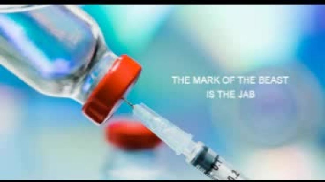 The Jab is changing God's creation to the beast creation, The Mark
