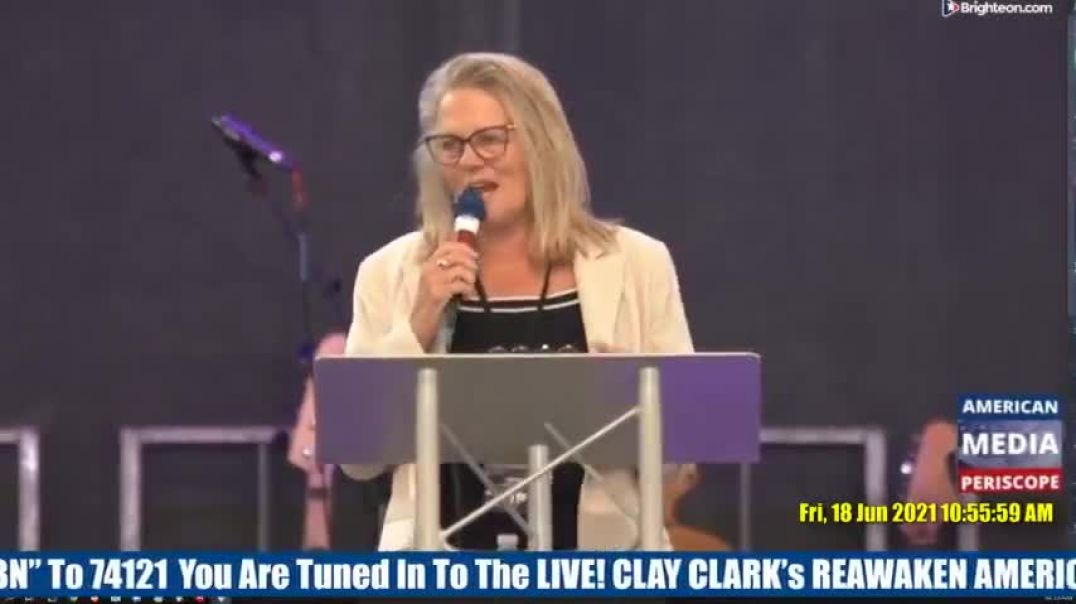 Dr. Judy Mikovits | Health & Freedom Conference in Tampa, FL - June 18, 2021