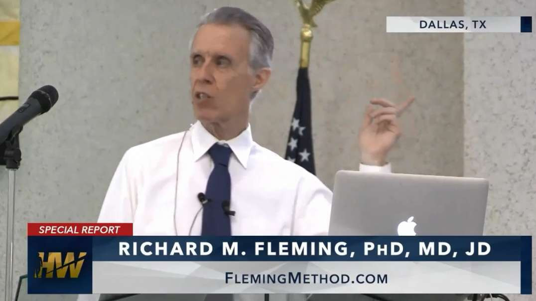 Richard Fleming Discusses The Vaccine Clinical Trials & Difference Between Relative vs A