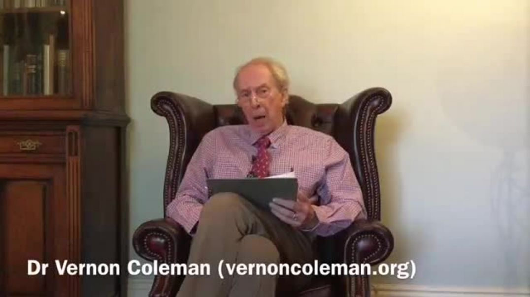 Vernon Coleman - The Gates Of Hell Are Wide Open - What The Future Brings
