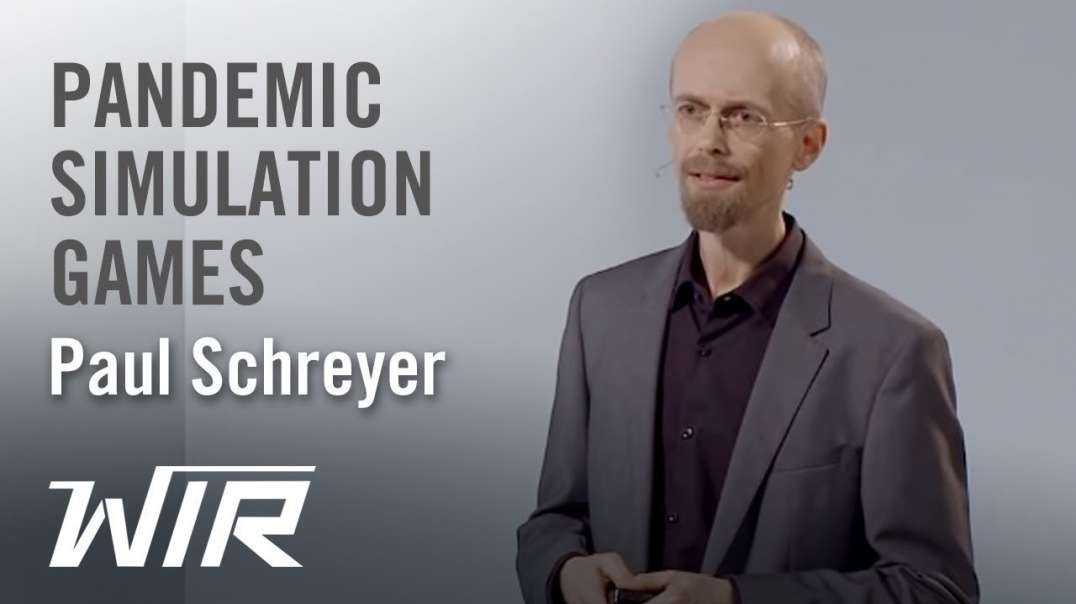 Pandemic Simulation Games | Preparing People for a New Era? | Paul Schreyer (English)