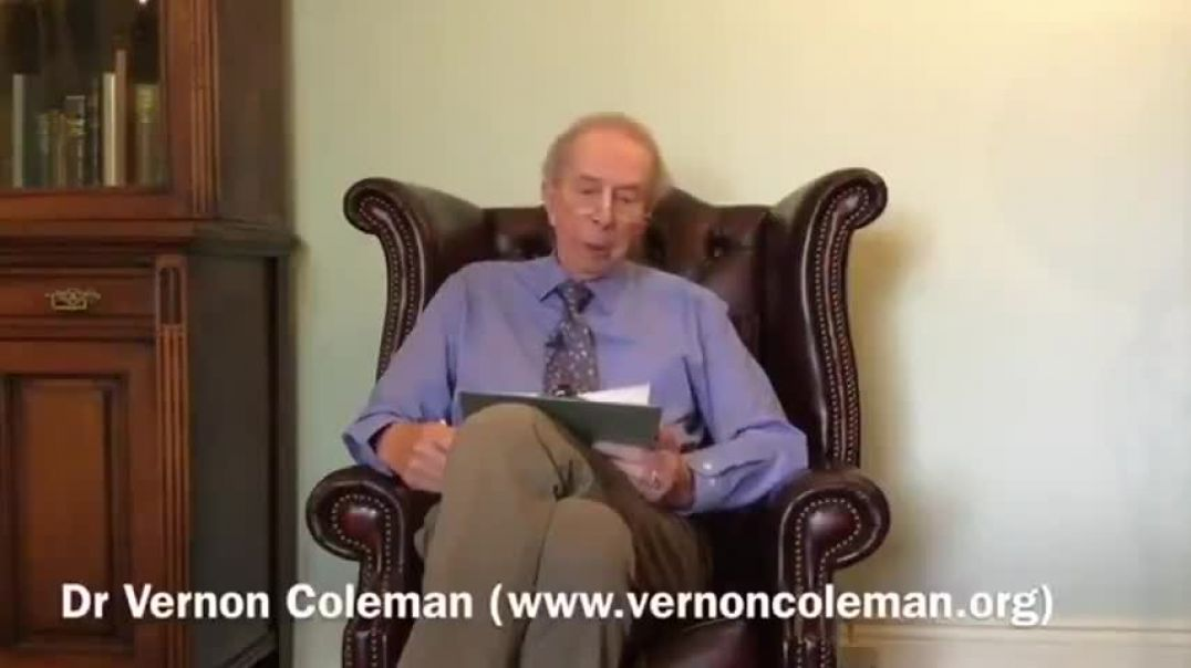 DR. VERNON COLEMAN: WHY AND HOW DOCTORS HAVE BETRAYED PATIENTS (AND HOW IT USED TO BE)