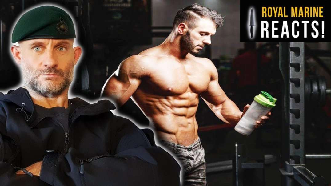Why Whey Protein Makes You WEAK! | A Royal Marine Reacts
