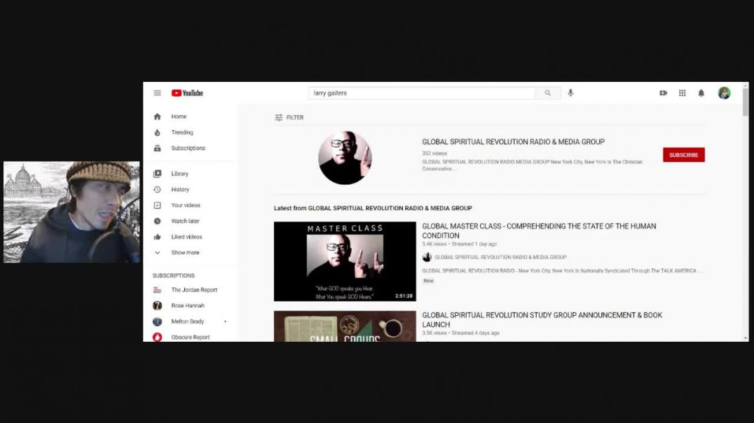 Censorship on Youtube - All looks like some sort of Controlled Opposition Psyop sort of thing to me