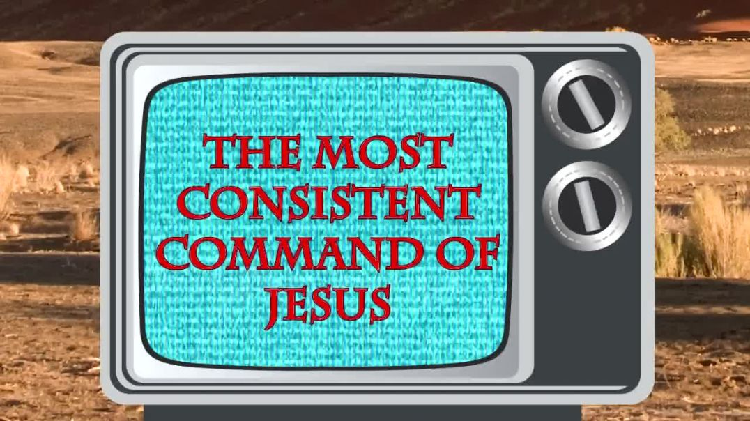 The Most Hated of All Jesus' Teachings