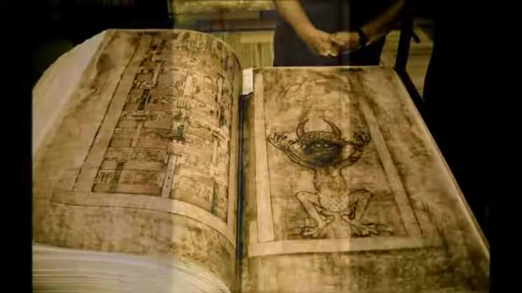 The Codex Gigas  - Story of the Devils Bible