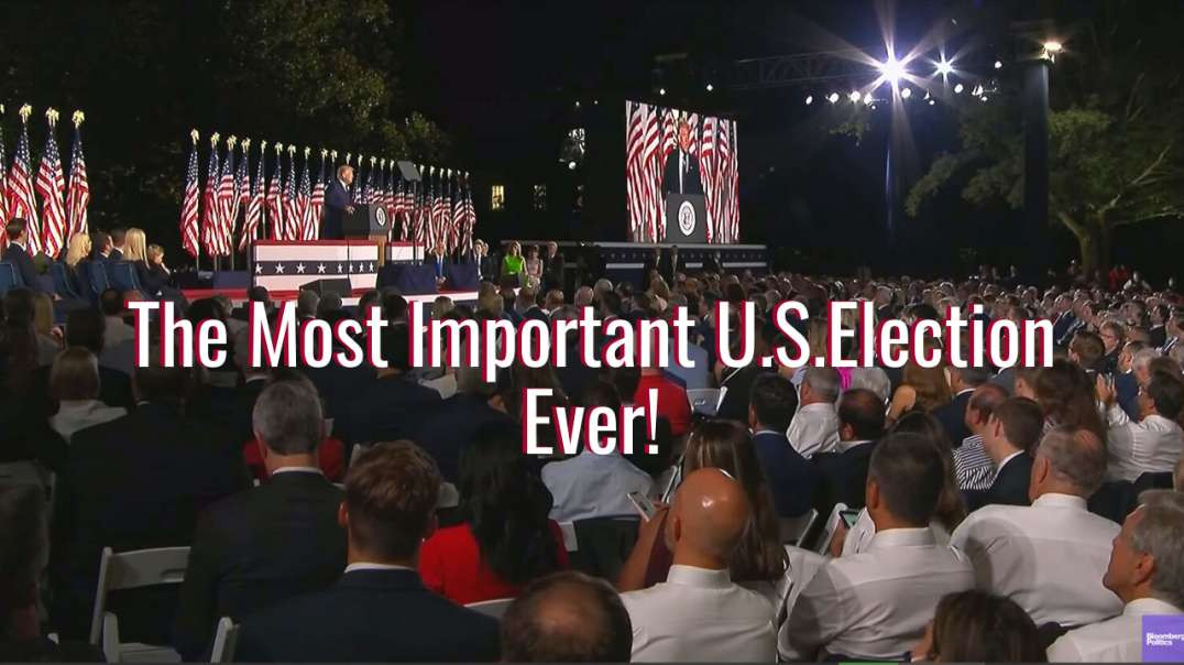 Trump This Is Most Important Election in Countrys History