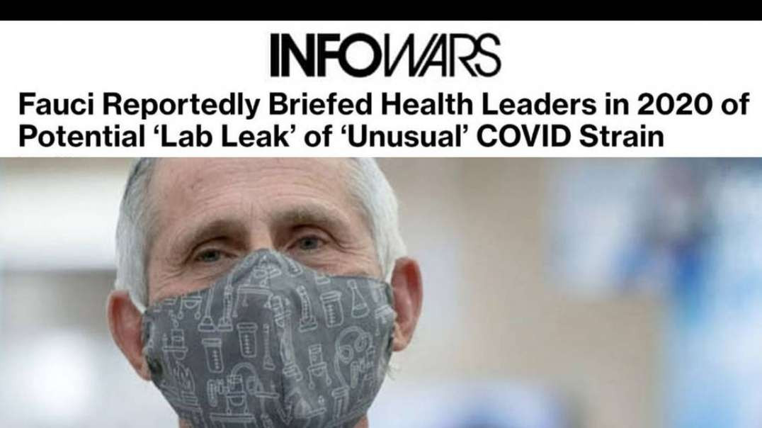 Crowd Calls to Fire Fauci as He Fails to Cover-Up Global Depopulation Program