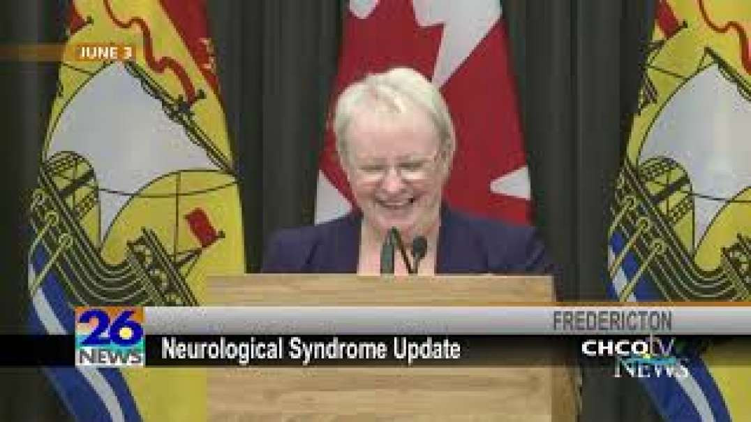 """48 people experiencing symptoms of """"mysterious"""" neurological syndrome. Cause unknown..."""