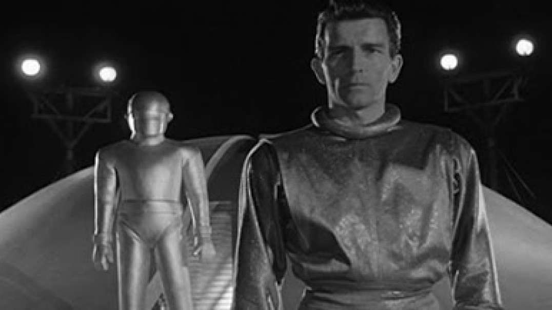 REEL TO REAL WAKE UP. Episode 9. The Day The Earth Stood Still