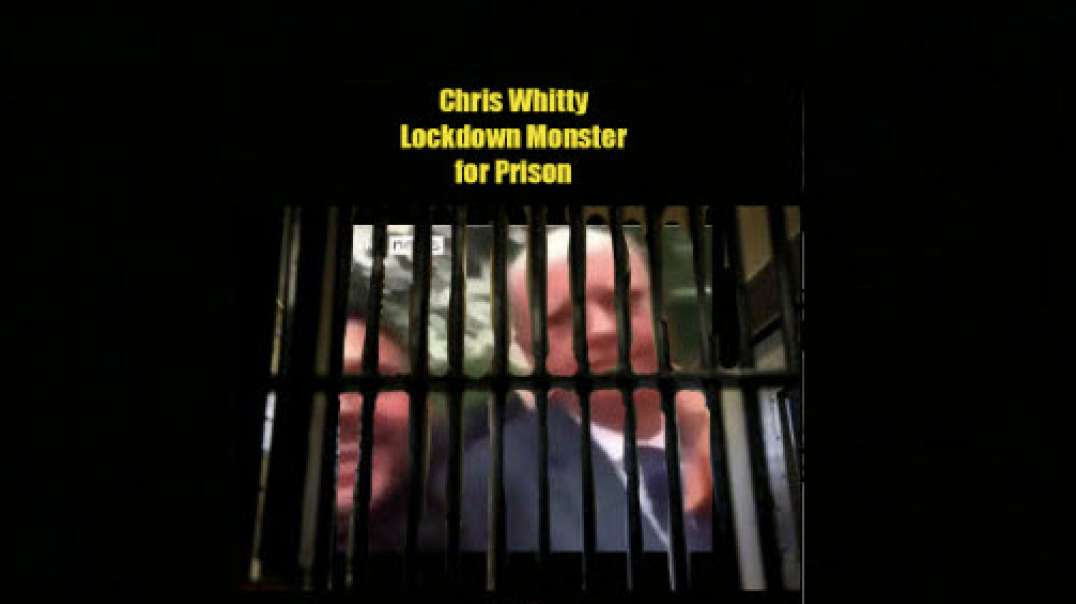 Chris Whitty accosted by Jeering Public again. Next Nuremberg Style Trials and then Prison
