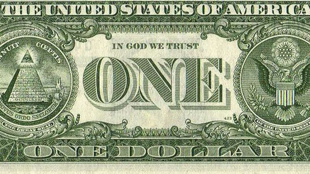 IN GOD WE TRUST? On The Money What It Really Means DOG LATIN DEBASED LATIN You Been TRICKED
