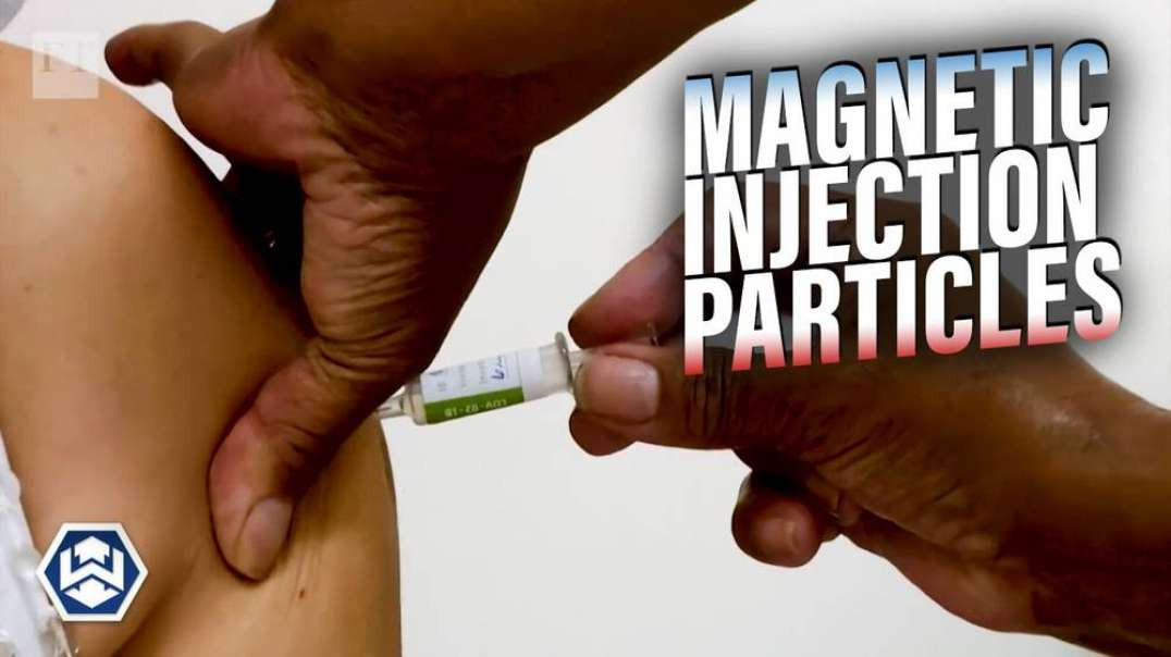 Medical Dr. Uncovers Connection Between Companies Making Magnetic Injection Particles and PCR Tests