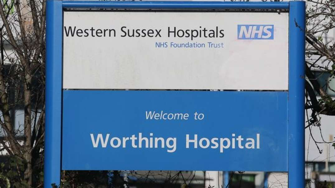 Hospital patient pick up turns in to chaos after Nurse admits NO COVID ward.