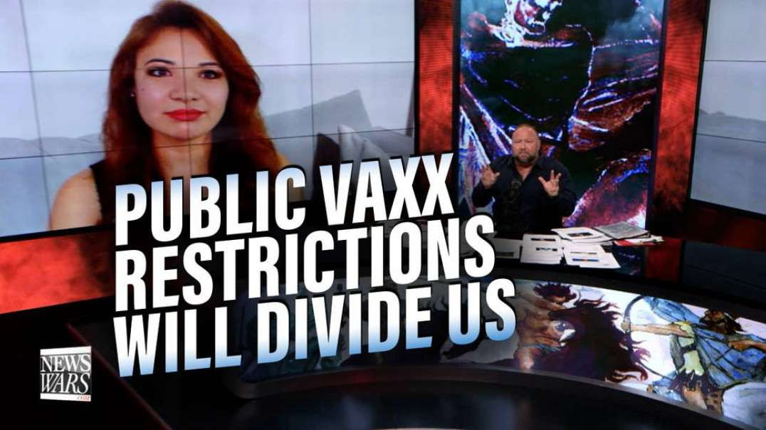 Reporter Who Exposed NYC Public Vaccine Restrictions Warns of Further Division