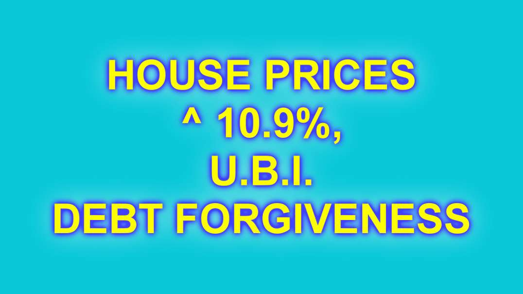 House prices, UBI and Food Shortages