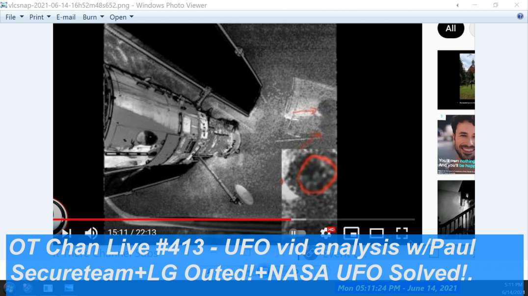Corrupt Lying YouTubers in EACH others Pockets Secureteam+ UFO vid Catchup analysis ] - OT Chan Live