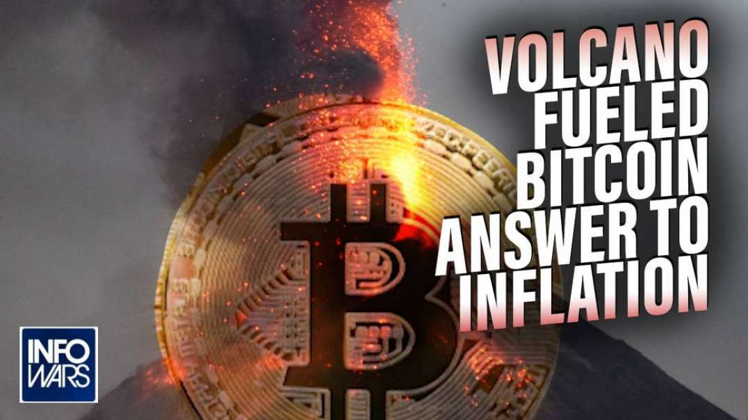 Inflationary Global Collapse Imminent Warns Max Keiser/Volcanic Fueled Cryptocurrency the Answer