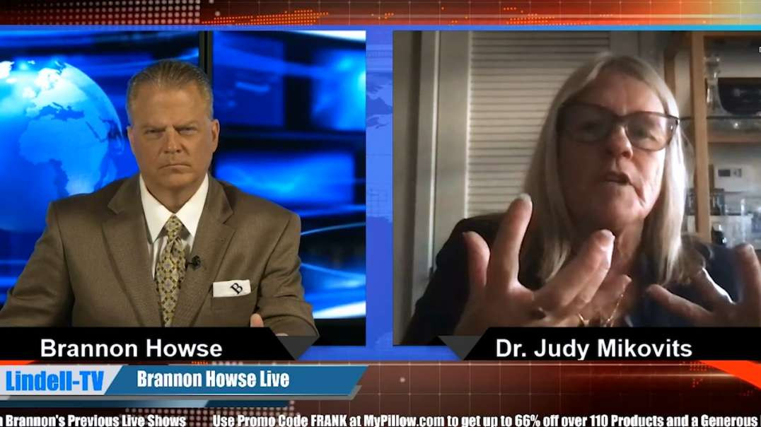Dr Judy Mikovits Predicted in 2020 What is Unfolding in 2021 with the Covid Vaccine. MikeLindellTV